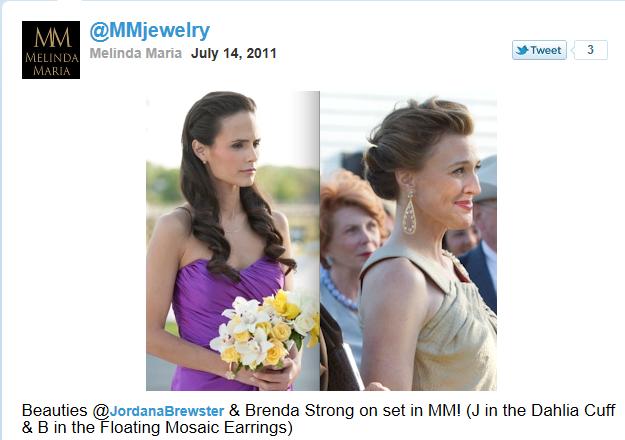 Jordana Brewster Wedding