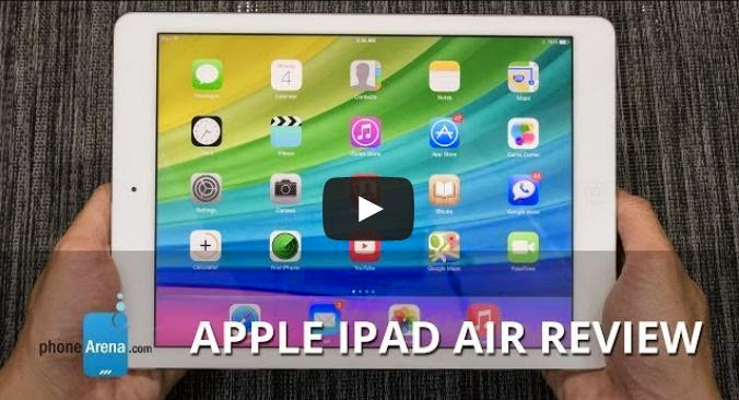 Apple iPad Air Full Review
