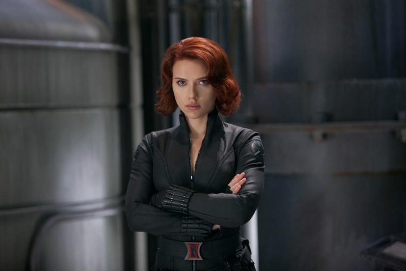 Hot Scarlett Johansson Wllpaper: The Avengers Scarlett ...