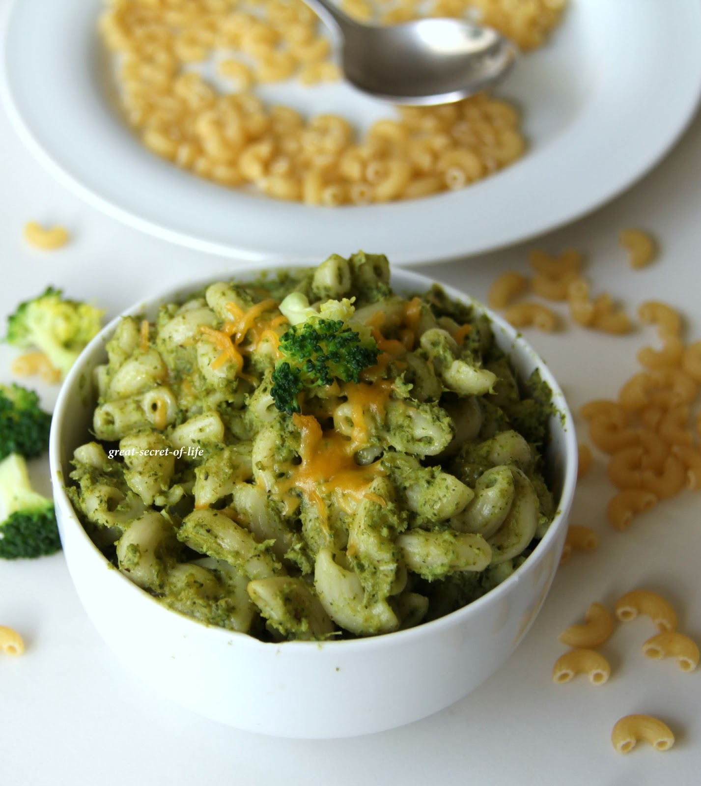 Broccoli Pesto Pasta Recipes — Dishmaps
