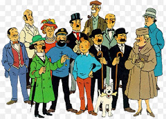 Çocukluğumuzun Kahramanları IX - TENTEN (Tintin)