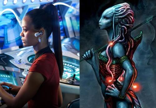 celebrity exposure zoe saldana star trek amp avatar sequels
