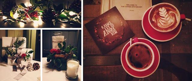 City Church Coffee Apothecary Christmas 2015