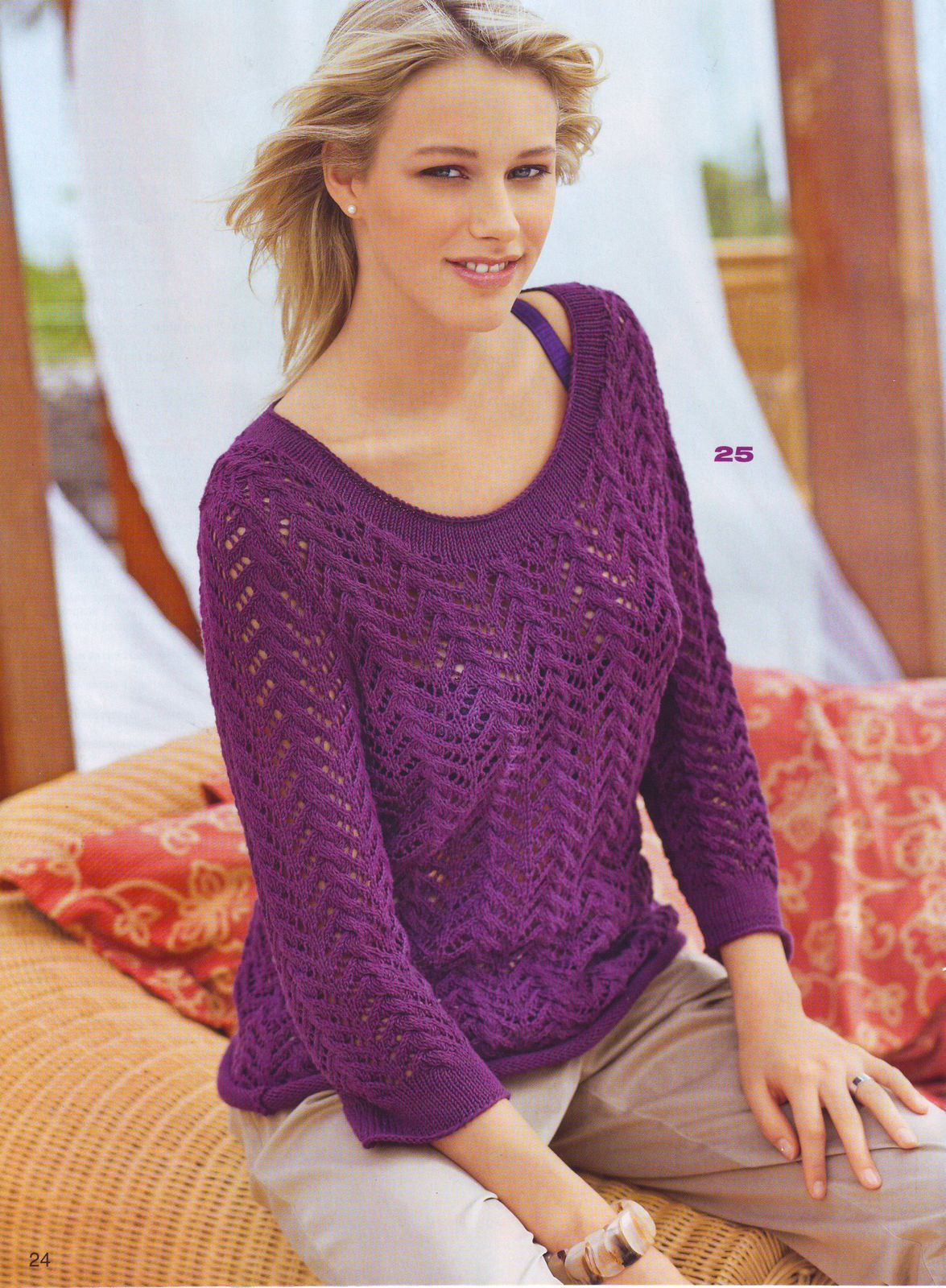 вязание спицамимужские свитера и схемы вязания