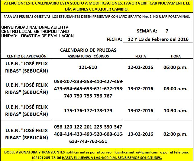 CENTRO DE PRESENTACIÓN EN METROPOLITANO. VIERNES 12 y SÁBADO 13 DE FEBRERO