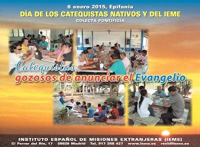 Día del Catequista Nativo y del IEME