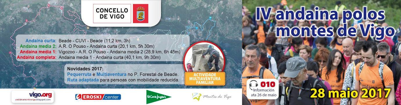 IVª Andaina polos montes de Vigo
