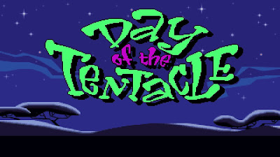 Wallpaper logo Día del tentáculo