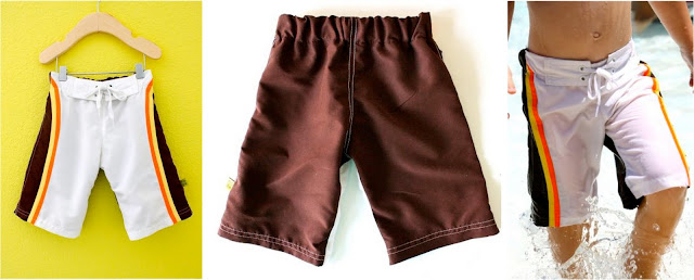 swim trunks pattern for boys