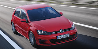 Volkswagen Golf GTI and GTD