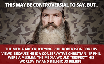 Duck Dynasty, Maybe I'm Cynical