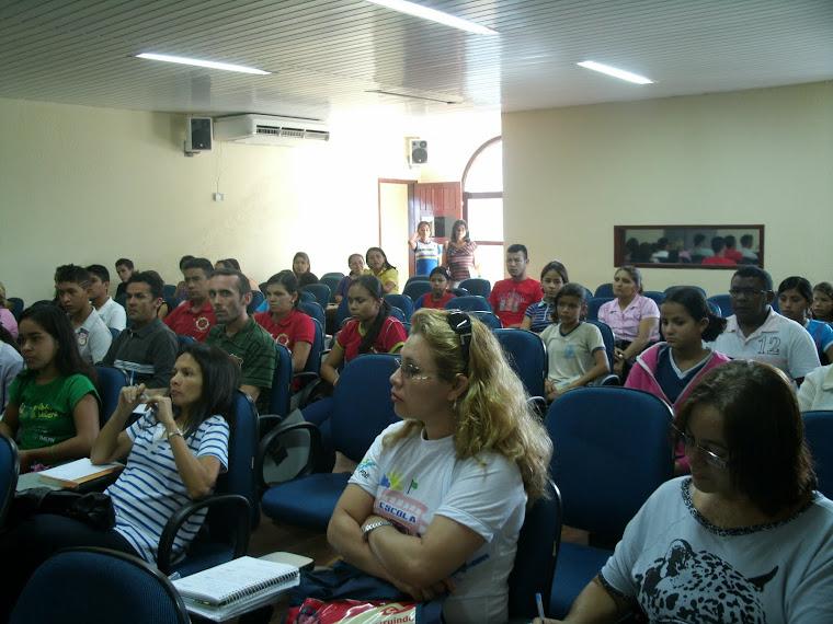 FORMAÇÃO PARA PROFESSOR MOBILIZADOR MIRIM E NÚCLEO GESTOR