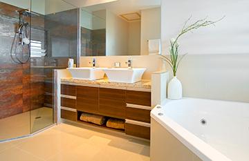 Air king bathroom
