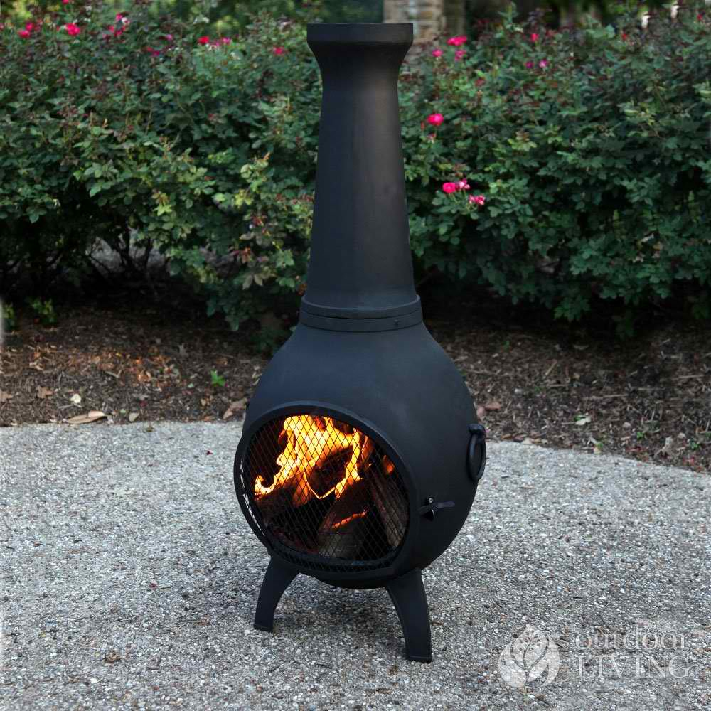 10 ideas for outdoor fireplaces and heaters all in one place!