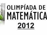 OLIMPÍADA BRASILEIRA DE MATEMÁTICA 2012