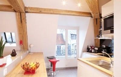 Decoraci n de interiores cocinas peque as para apartamentos - Decoracion cocina pequena apartamento ...