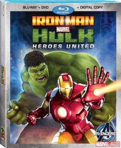 Iron Man y Hulk: Heroes Unidos 1080p HD Latino Dual