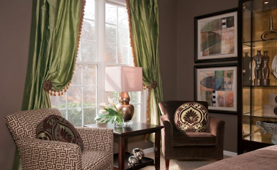 How to Update Your Window Coverings to Add Style, Color and Ambience!