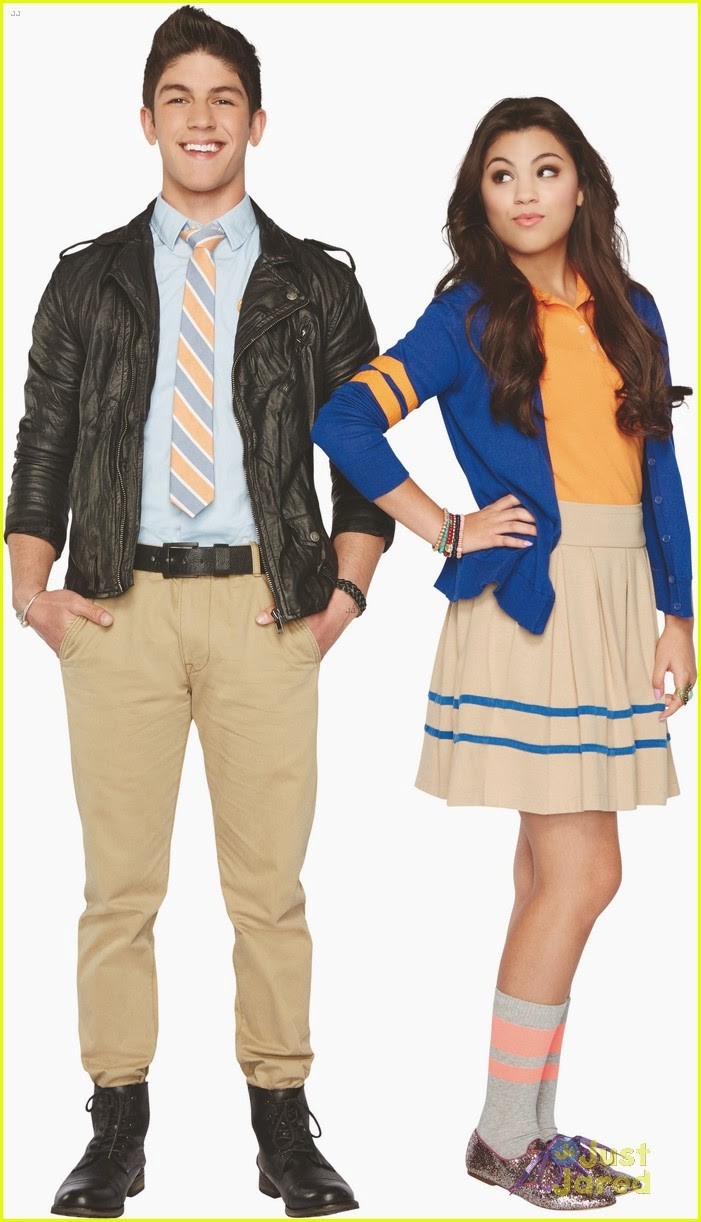 Every Witch Way Season 3 Wallpaper of Season 3 of Every Witch
