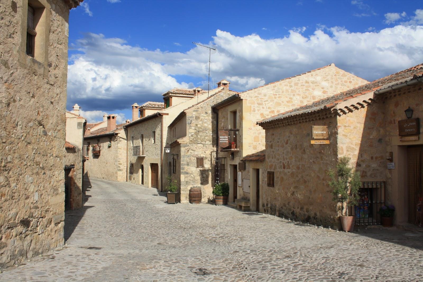 Pedraza segovia pueblos y lugares con encanto - La olma de pedraza ...