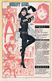 Night Girl (legion superheroes)