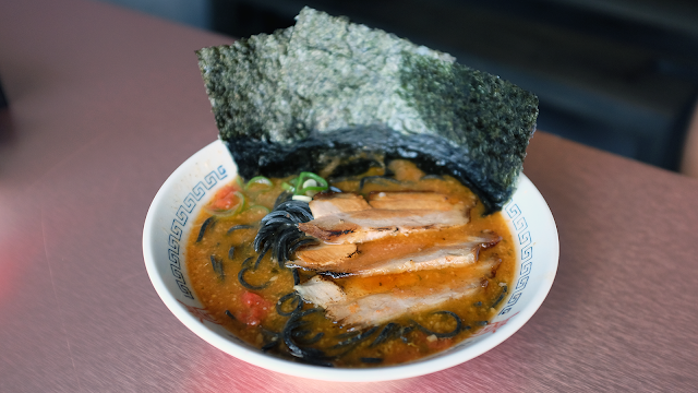 Neil Writes About Oyasumi Ramen