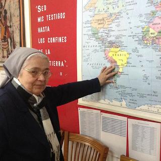 Misionera Dominga Rodríguez