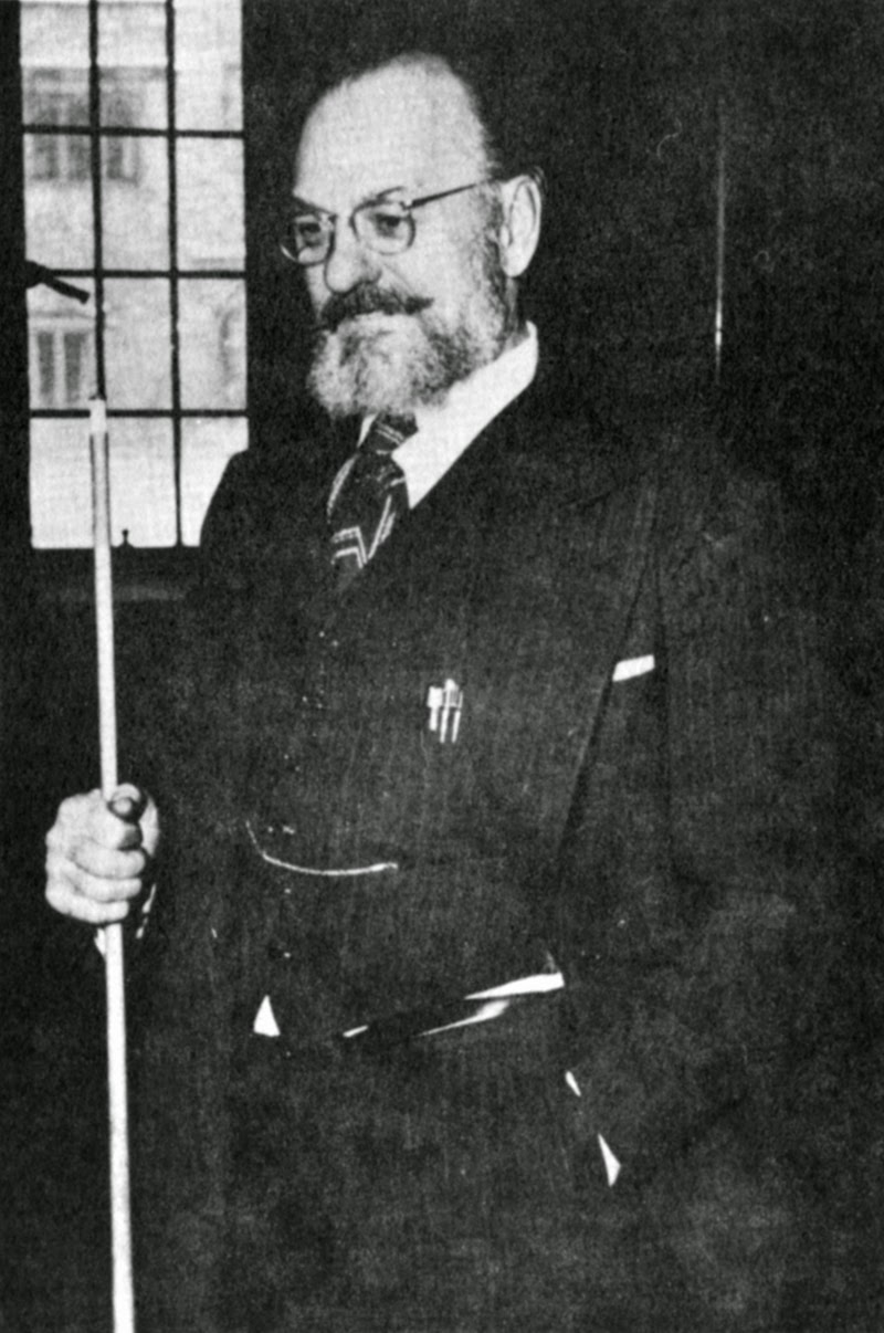 Jay Finley Christ, BSI, originator of the abbreviations for the Sherlock Holmes story titles