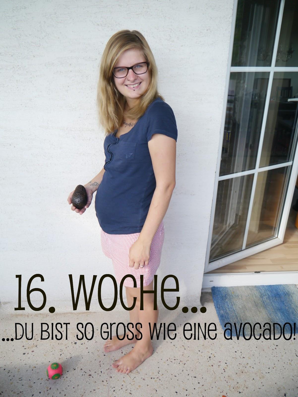 Fast 8 Wochen schwanger