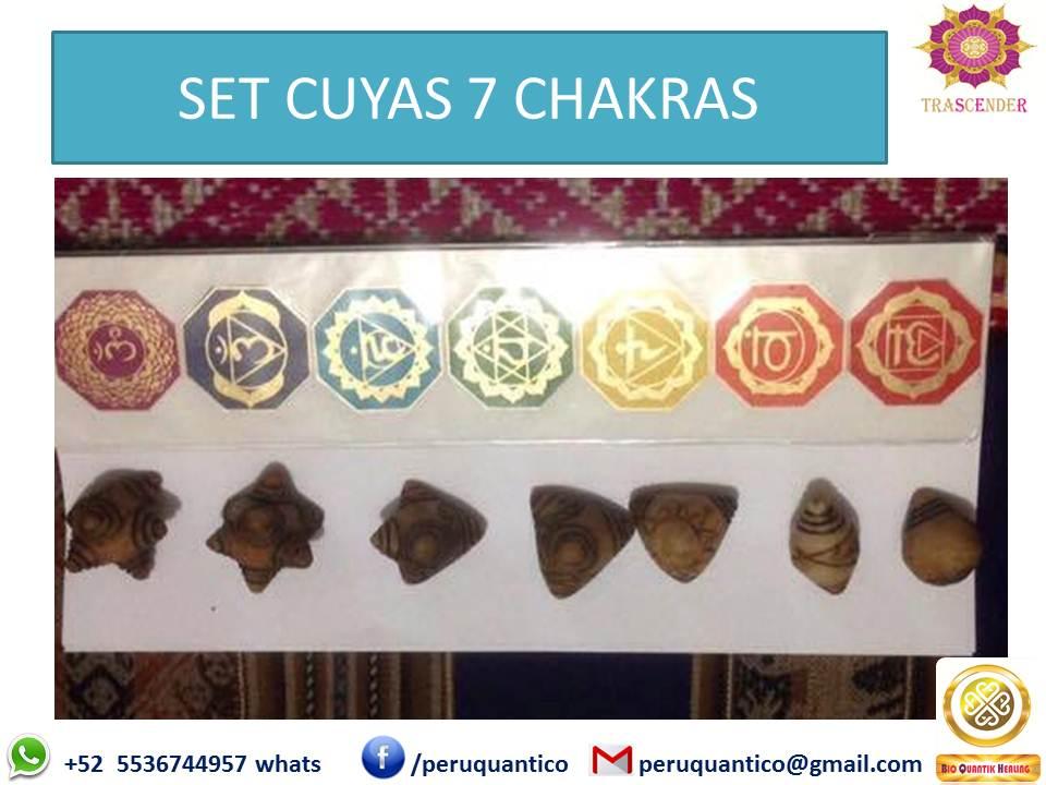 7 CUYAS ANDINAS