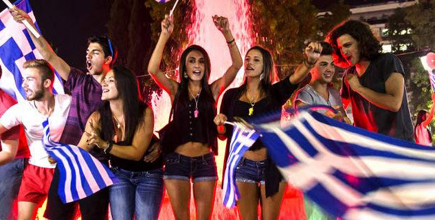 Η είδηση της ΕΒΔΟΜΑΔΑΣ αφιερωμένη σε όλους τους Έλληνες ψηφοφόρους