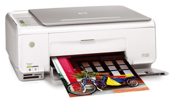 Принтер hp photosmart c3100 драйвера