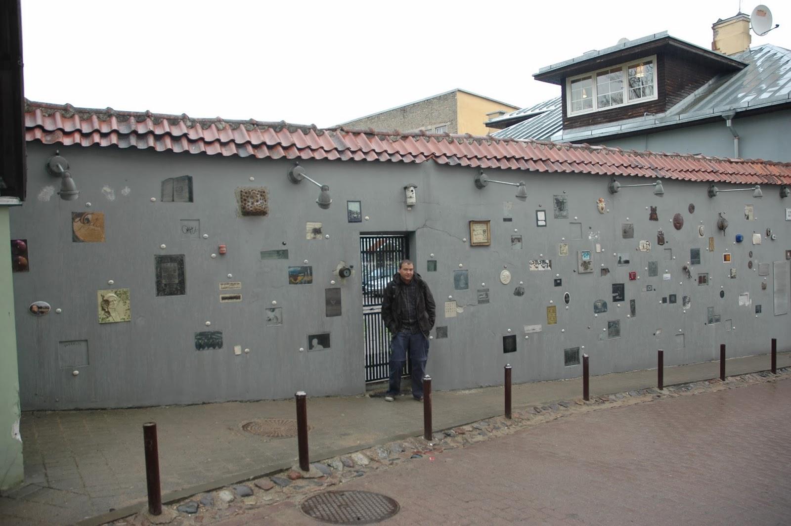 ulica Literatów w Wilnie