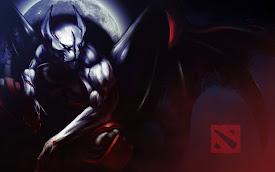 balanar night stalker dota 2 hero hd wallpaper