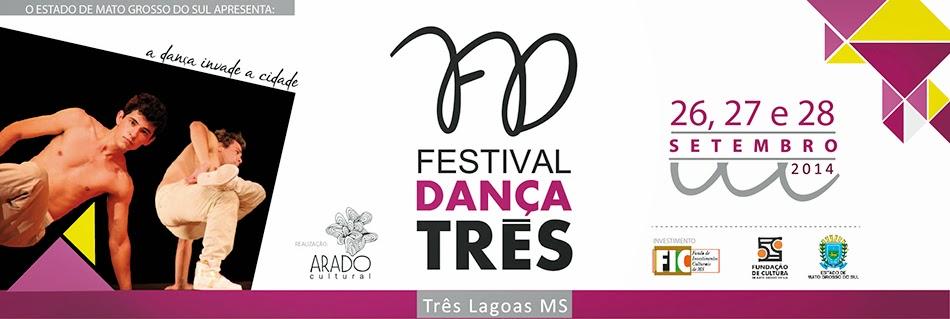 Festival DançaTrês