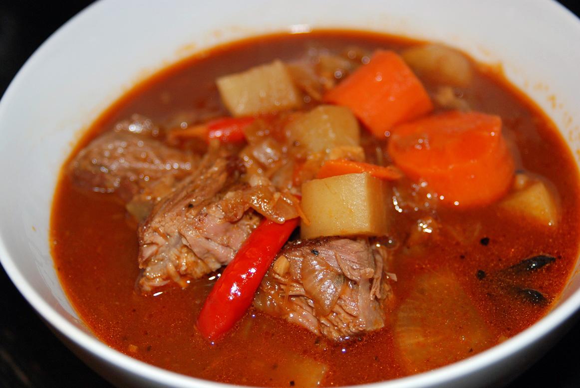 Vietnamese Beef Stew ~ New York Food Journal