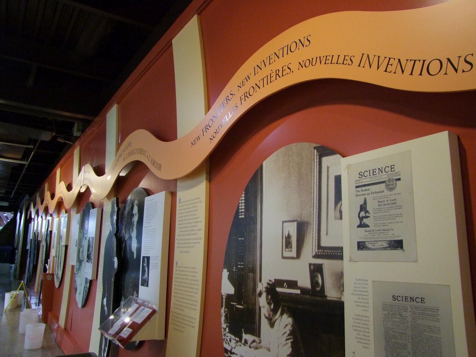 the happy harper u0027s alexander graham bell national historic site