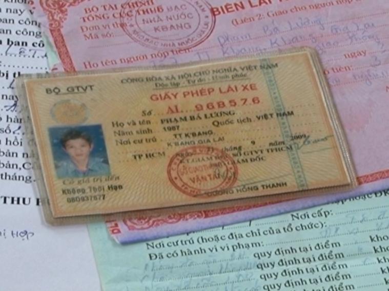 Gia Lai: Huyện Kbang tăng cường xử lý tình trạng sử dụng giấy phép lái xe giả