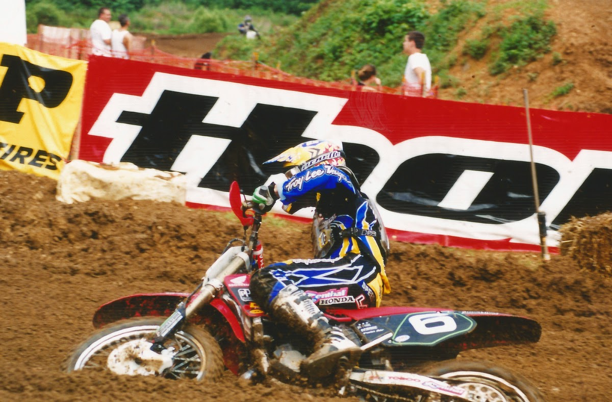 Steve Lamson Budds Creek 2000
