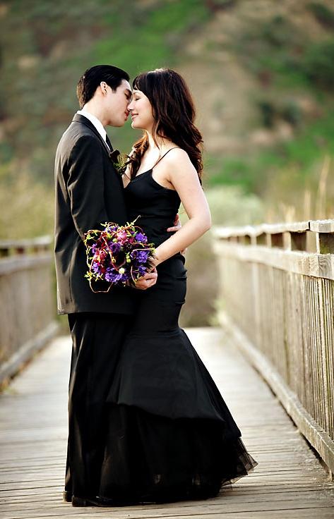 Male Gothic Wedding Dress