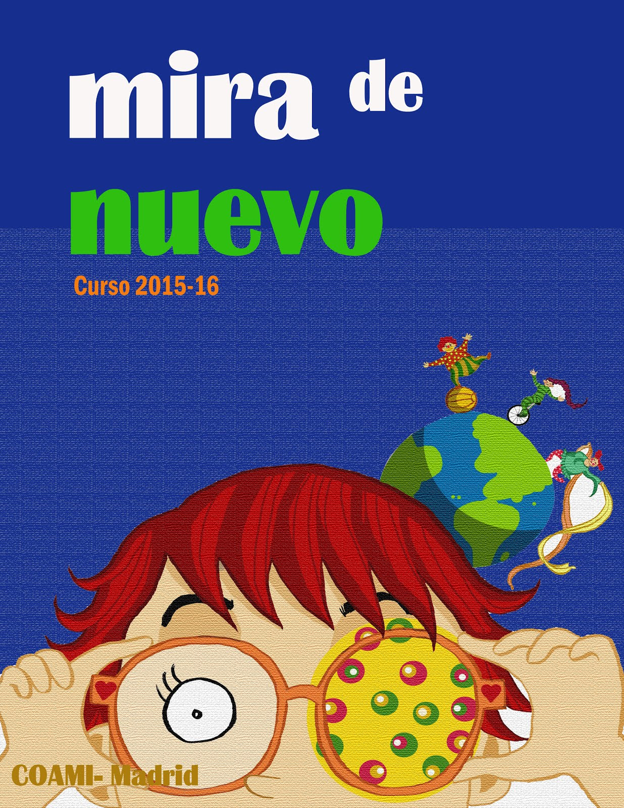 Lema del curso 2015-16
