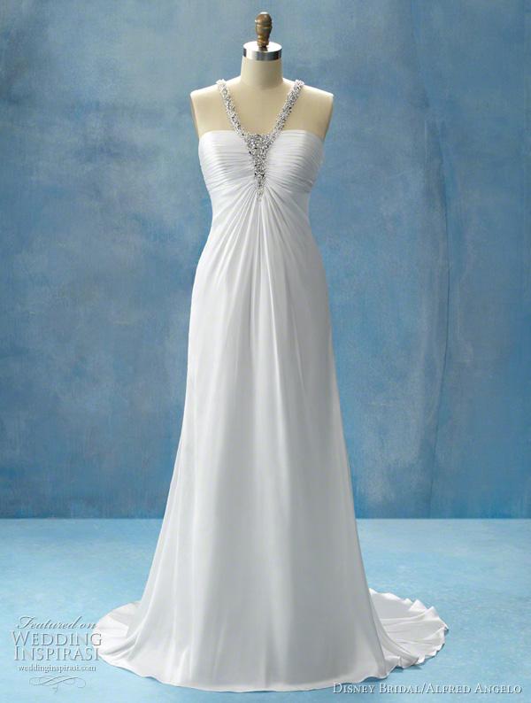 Disney Fairy Tale Princess Wedding Gowns
