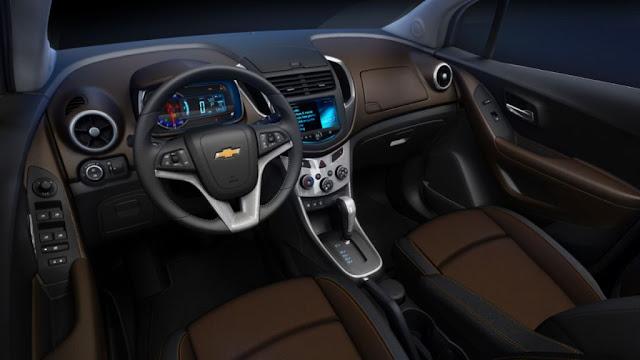 Chevrolet Trax 2013 Como En El 35