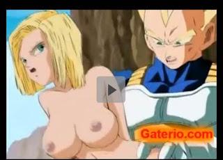 Goku Vegeta Y No Krilin Bulma Mi Porno Hentai