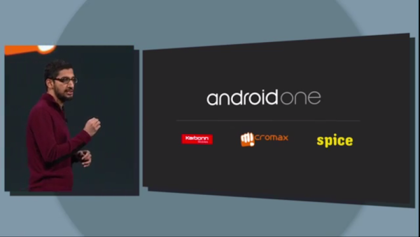 Android One manufacturers