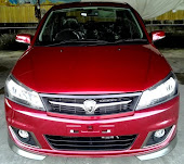 Proton flx 1.6 SE Fire Red