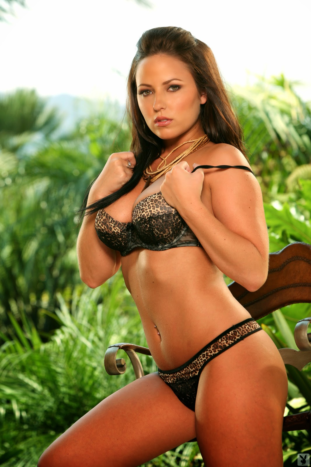 Sarah Scott - Playboy Angels