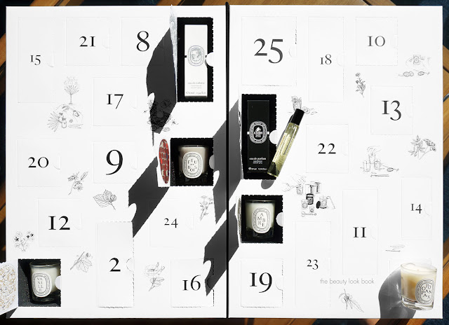 Holiday 2015 Diptyque Advent Calendar