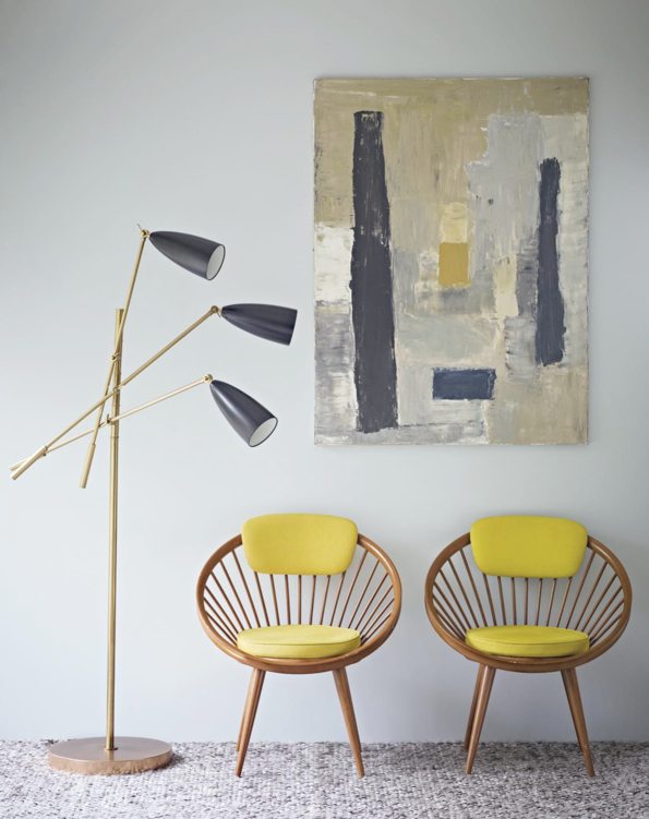 Fired Earth 39 S Mid Century Modern Paints Bright Bazaar By