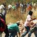 Volvieron los enfrentamientos en el Barrio Abraham Balut